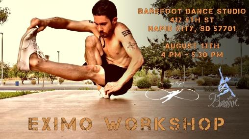 Barefoot Dance Studio Workshop