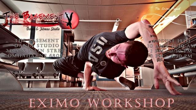 The Basement Workshop Flyer
